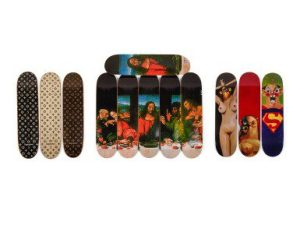 Supreme Skateboards