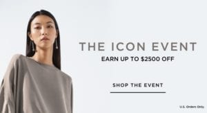 St John Icon Sale Event