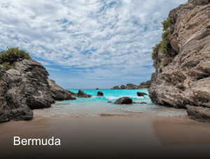 photograph of Bermuda