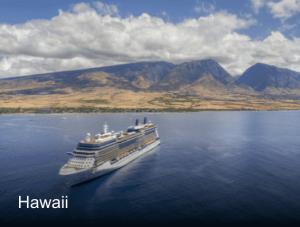 photograph of Hawaii