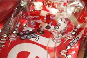 SUPREME STERN PINBALL MACHINE (10)