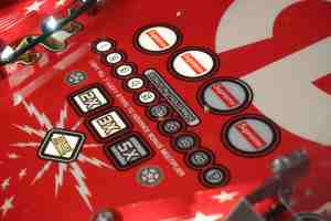 SUPREME STERN PINBALL MACHINE (3)