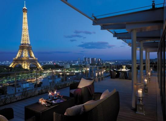 Paris – Shangri-La Hotel