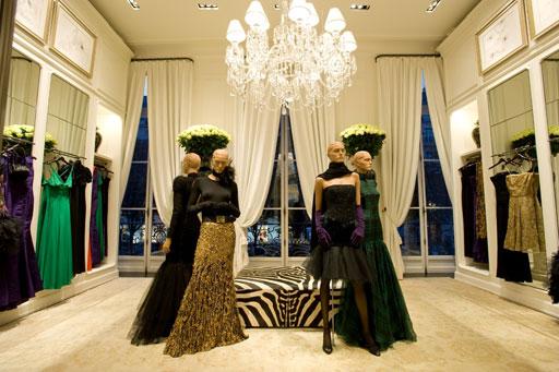 En matière de luxe, l'Europe se donne pour objectif de séduir tant par les produits proposés que par l'univers dans lequel le client est immergé.