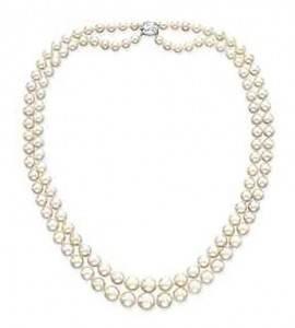 valeur collier de perle