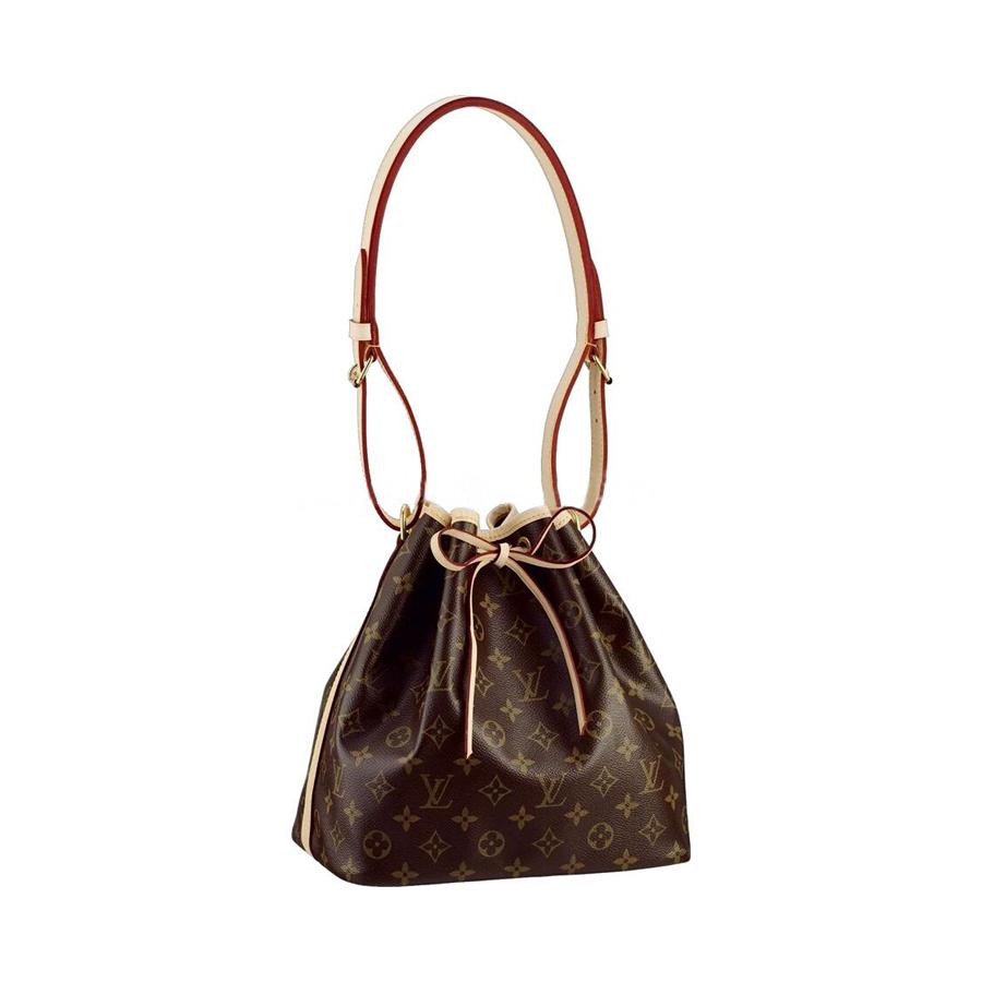 d2bbf63959 mode Louis Vuitton Noé : Un sac forgé dans le temps