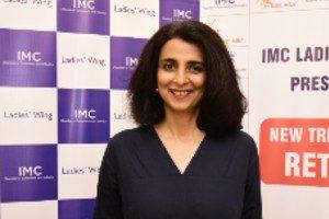 Tina Tahiliani Parikh, Executive Director of Ensemble