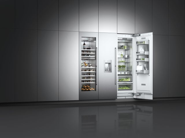 Gaggenau Refrigerator The Vario Cooling 400 series