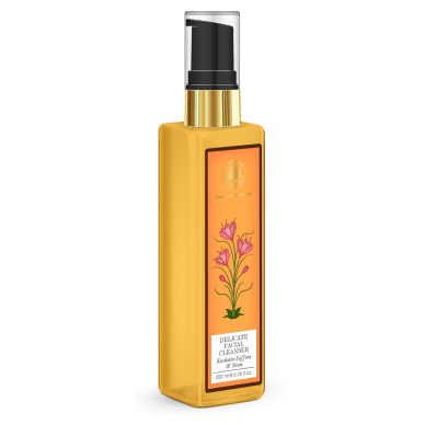Forest Essentials, Facial Cleanser 200 ml Kashmiri Saffron & Neem