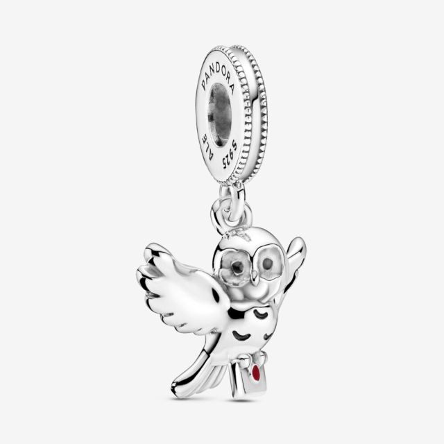 Hedwig Owl Dangle Charm. Source: Pandora