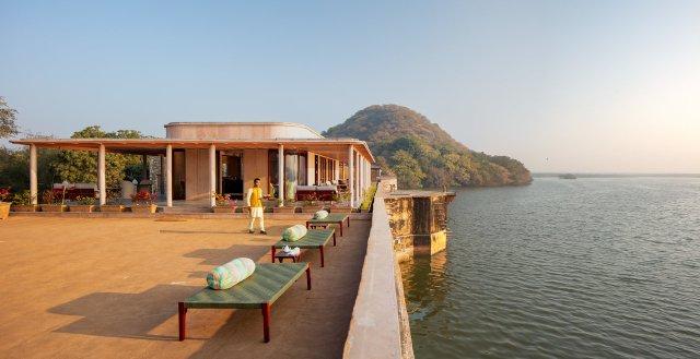 Raas Chhatrasagar by Studio Lotus