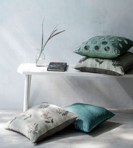 Still, Chand Bagh Cushion