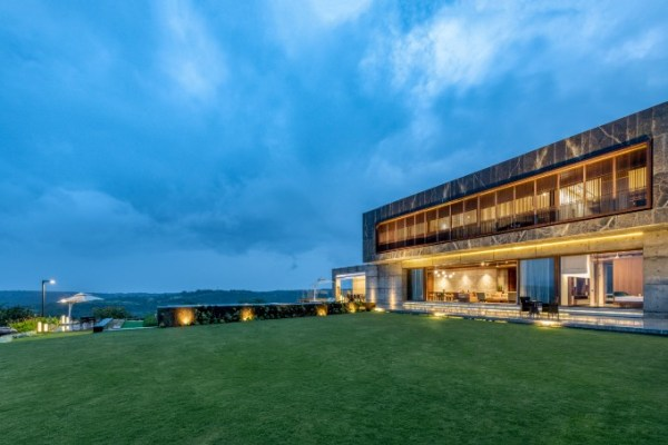 luxury home in Aamby Valley, Lonavala