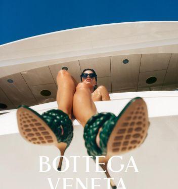Bottega Veneta 2020 campaign