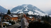 Alpina Gstaad Luxecoliving' Hotels In World