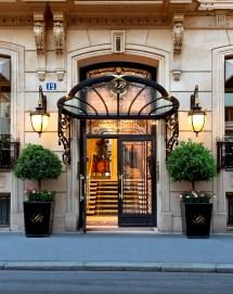 Hotel San Regis Paris France