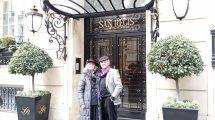 Hotel San Gis Paris France Luxecoliving'