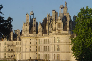 Francois I chateau, Loire Valley