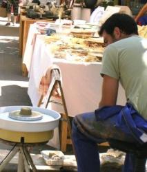 artisan fairs in france