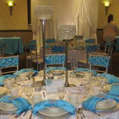 Chair Covers And Linens In Madison Heights Mi Blue Velvet Accent Winter Wonderland Themed Baby Shower Luxe Event Linen