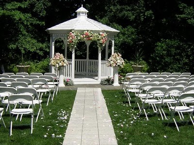 White Folding Chair - White Folding Chair - Luxe Event Rental
