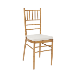 Chiavari Rental Chairs Office Ergonomic Mesh Golden Chair  Luxe Event