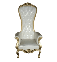 Luxe Throne Chair - Luxe Event Rental