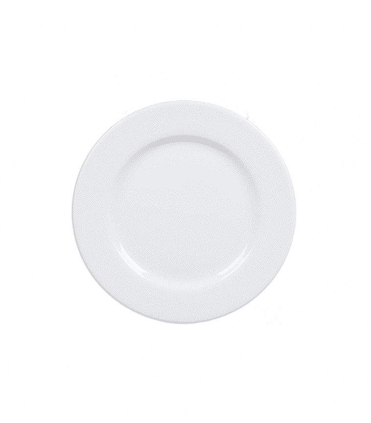 Dinner Plate China Rental Luxe Event Rental