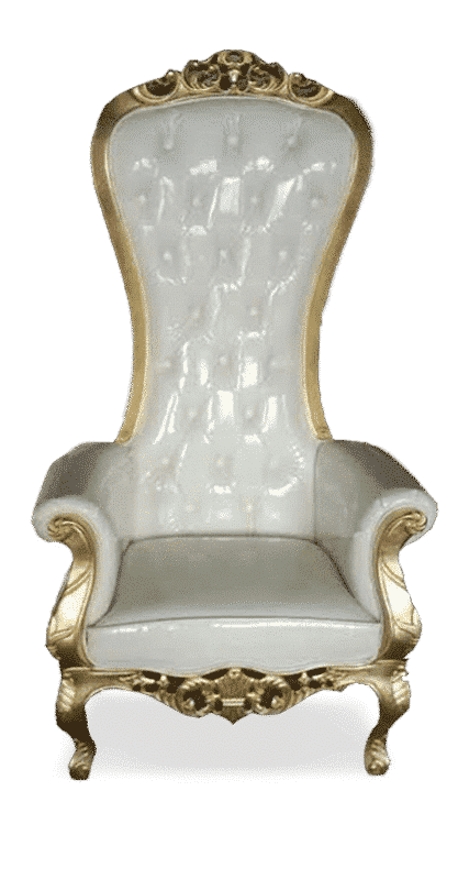 Enjoyable Luxe Throne Chair Ibusinesslaw Wood Chair Design Ideas Ibusinesslaworg