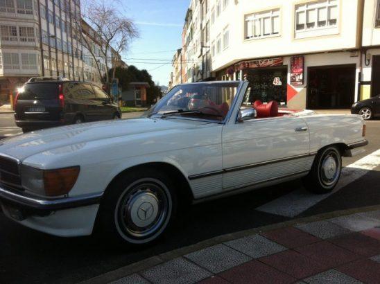 Mercedes 280 sl