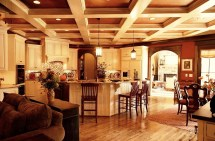 Craftsman - High Country Luxe Custom Home Homes