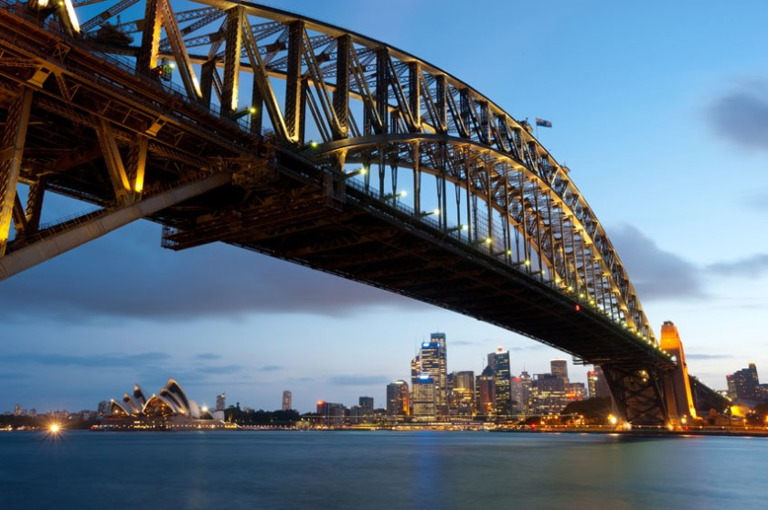20 city travel cosmopolitan choices Sydney
