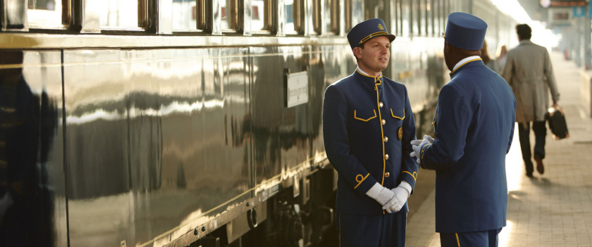 ten luxury train operators for ride of a lifetime Venice Simplon Orient  Express
