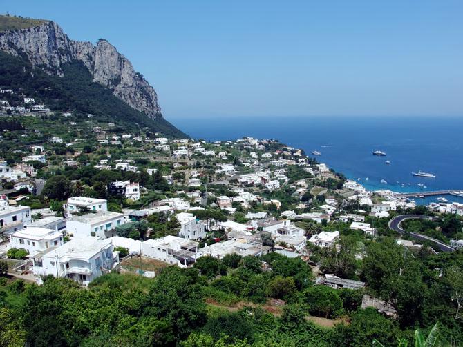 10 Picture Perfect Islands Across the Globe Capri