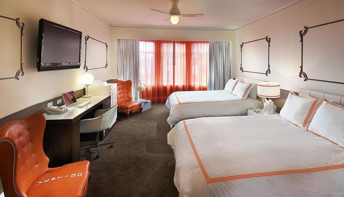 8 Gorgeous Hotels in San Francisco Hotel Vertigo