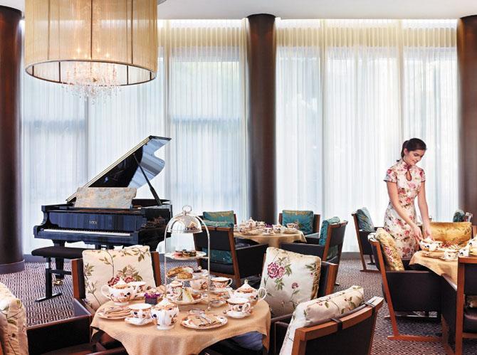 A Weekend Getaway in Vancouver Shangri La Hotel Vancouver 2