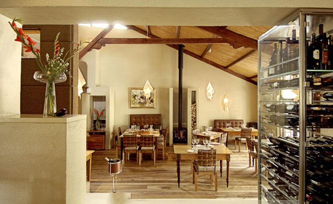 Aubergine Restaurant Cape Town 1