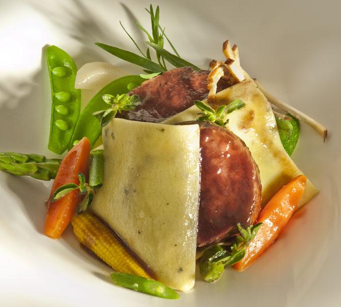 Aubergine Restaurant Cape Town 5