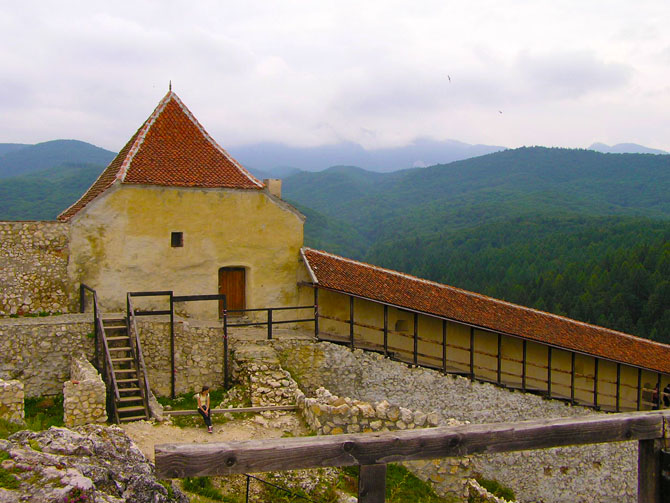 Brasov Discover Its Boutique Old World Charm Rasnov Fortress