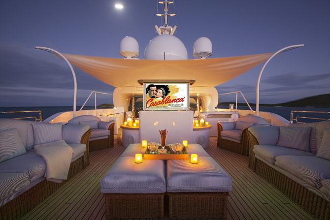 Charter a Superyacht for a Honeymoon 7
