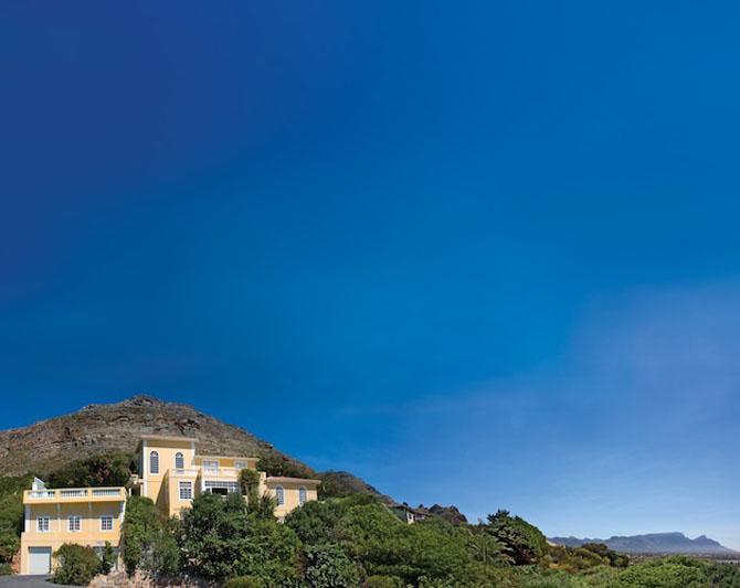 Colona Castle Boutique Hotel Cape Town 12