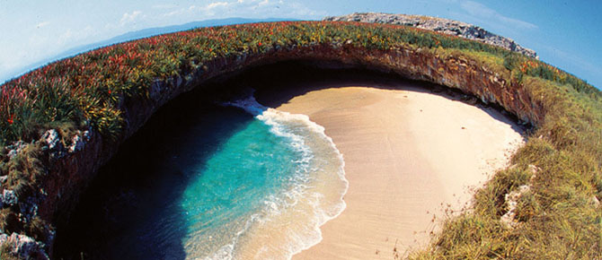 Discover the Secret Beach of Las Marietas 3