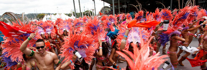 Enjoy the Colors of the Trinidad and Tobago Carnival 9