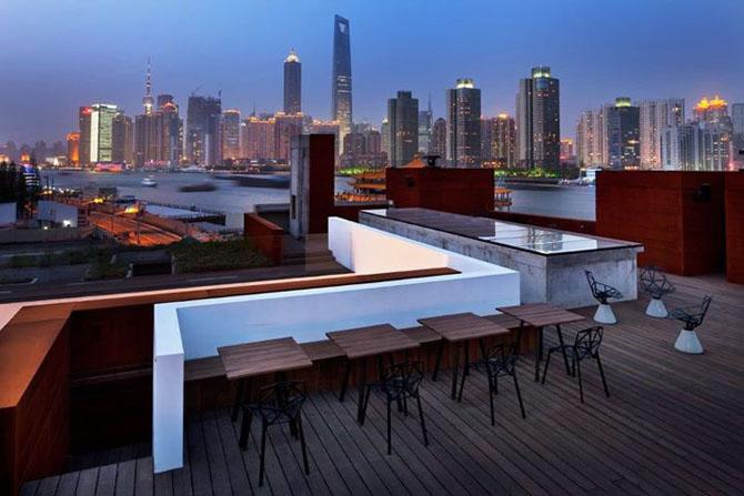 Five Luxury Hotels in Shanghai The Waterhouse at South Bund 2