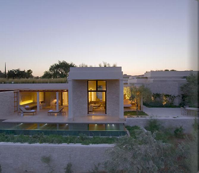 Five of the Best Luxury Resorts in Greece Amanzoe 1