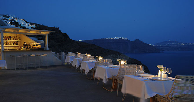 Five of the Best Luxury Resorts in Greece Mystique 4