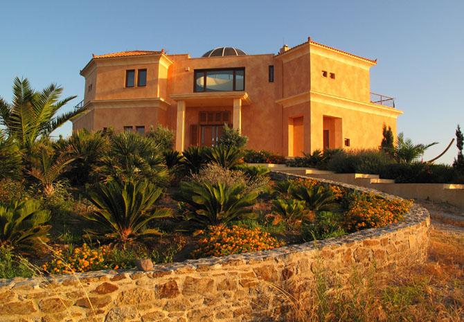 Five of the Best Luxury Resorts in Greece Villa Faros 2