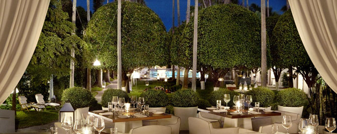 Five of the Hottest Restaurants in Miami Bianca 1