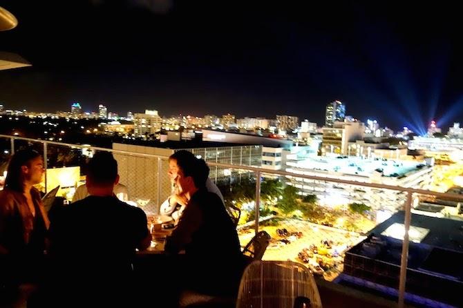 Five of the Hottest Restaurants in Miami Juvia 1
