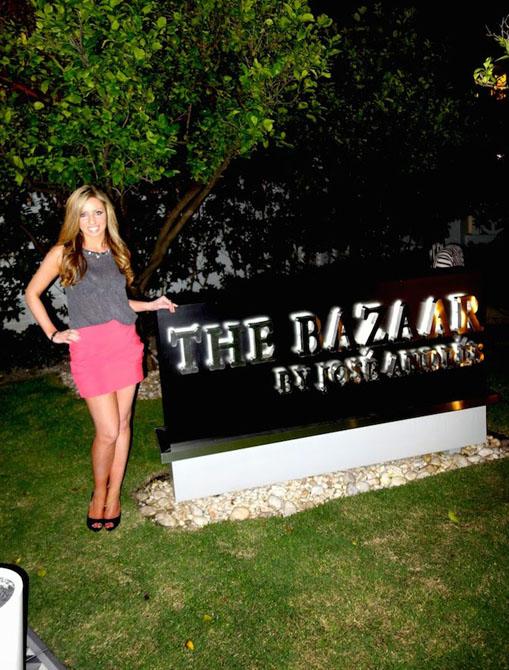 Five of the Hottest Restaurants in Miami The Bazaar 1